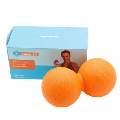 Massage Duo-Bold Orange