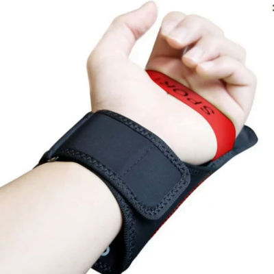 Baseus Mobilholder Løb Håndled – Rød 5.8″